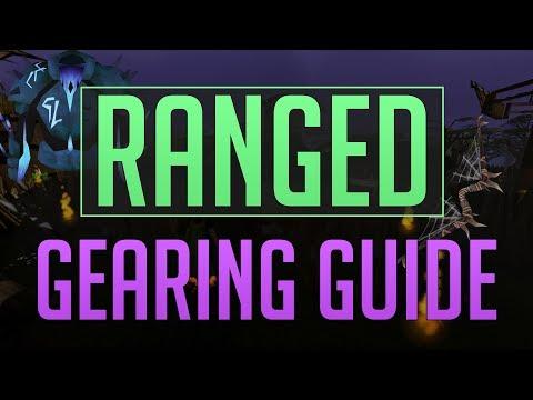 In-depth Ranged Gearing Guide | Runescape 3