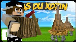 TELHADOS MEDIEVAIS PONTUDOS Dicas Du XD !!! - (Minecraft Pe Tutoriais)