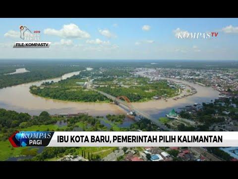 [IBU KOTA BARU] - Jokowi Umumkan Lokasi Pemindahan Ibu Kota di Bulan Agustus