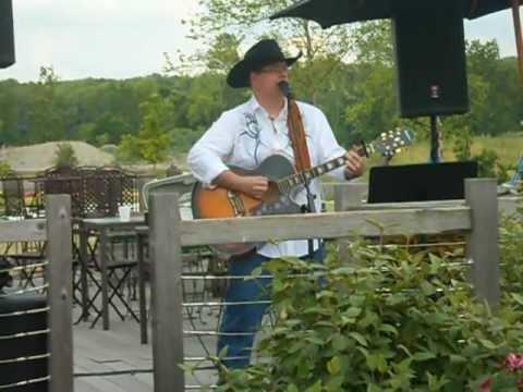 Eric Whitlock in Ottawa, IL  singing