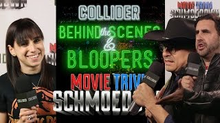 Behind The Schmoedown: Rocha Vs Reilly - Collider Behind The Scenes & Bloopers