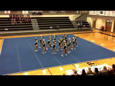 Adairsville High School Competitive Cheer 9.17.2016