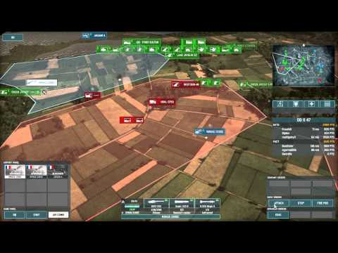 Let's Play: Wargame: AirLand Battle (Beta) - French Battlegroup by DiplexHeated