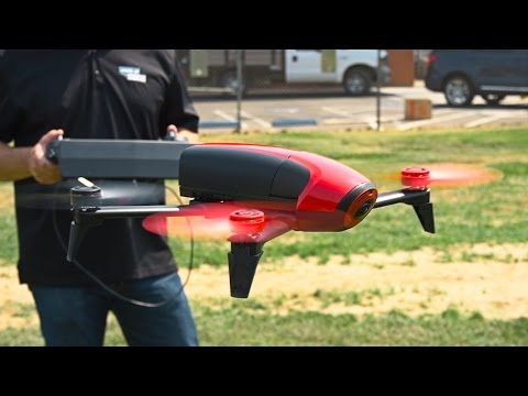 Review: Parrot Bebop 2 Drone