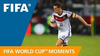 World Cup Moments: Julian Draxler