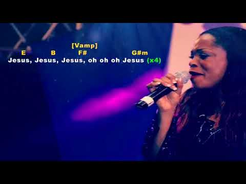 The Name of Jesus Chords and Lyrics Sinach