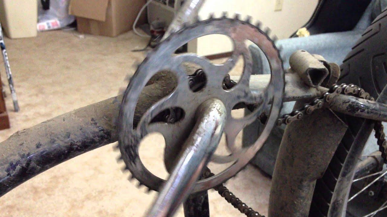 Derailed Bike Chain Repair Youtube