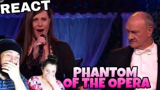 VOCAL COACHES REACT: FLOOR JANSEN & HENK POORT - PHANTOM OF THE OPERA