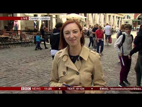 EE launches 5G in various UK cities - Rory Cellan-Jones, Sarah Walton, Kate Bevan