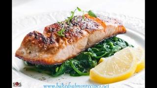 Baked Salmon Recipes Christmas