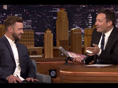 Justin Timberlake Interview Jimmy Fallon 2015 HD