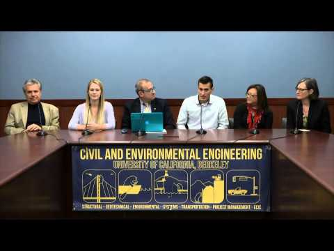 Civil and Environmental Engineering Virtual Town Hall 2015