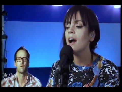 Lily Allen - Our Time - (Acustico)