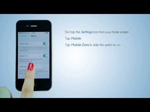 Mobile Web Settings, Pay As You Go Sim   Lycamobile France