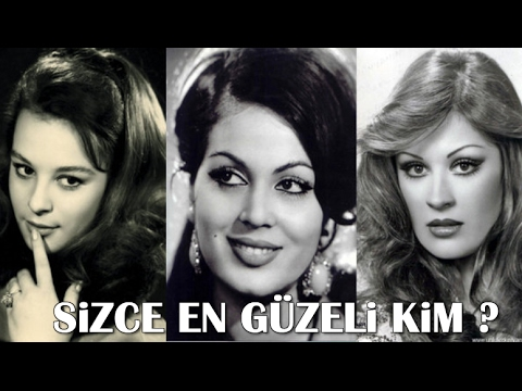 Yeşilçamın En Güzel 15 Kadın Oyuncusu !!!