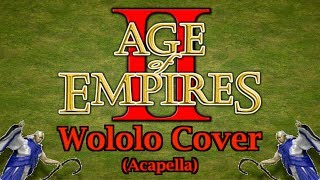 Age Of Empires 2 Intro Theme (Wololo Cover)
