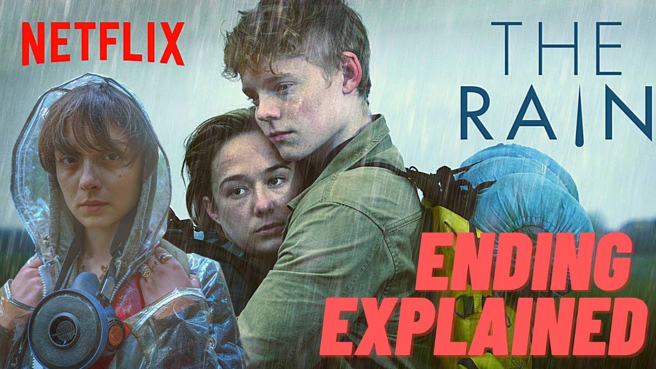 The Rain Season 1 Explained In Hindi | The Rain Season 1 Recap In Hindi | Netflix The Rain Season 3