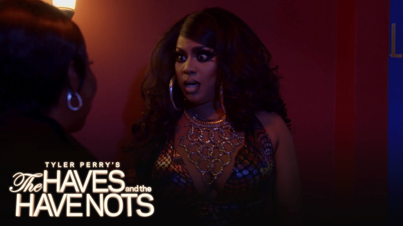 Download Veronica's Nasty Exchange | Tyler Perry's The Haves and the Have Nots | OWN