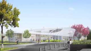 UC Davis Museum Design Announced(Florian Idenburg, design architect and partner for SO -- IL, talks about how the winning design for the The Jan Shrem and Maria Manetti Shrem Museum of Art at ..., 2013-05-01T20:27:41.000Z)