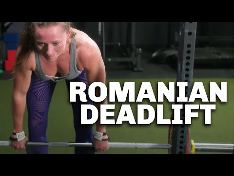 How To Do Romanian Deadlifts + Programming Tips