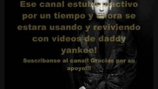 Daddy Yankee Music 1 -  ¡Te Pide un favor!