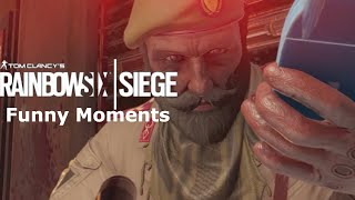 Pro Plays Rainbow Six Siege ( Funny Moments, Fails, and Epic Plays )