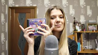 ASMR PlayStation One Games Show & Tell