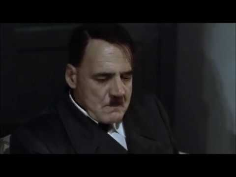 Hitler reacts to the imec staff party