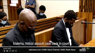 Malema and Ndlozi in court on assault charges Part 2