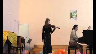 Аня скрипка 29 05 11