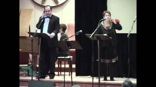 Sarah Jackman - Laurel Barr Cantors Concert 2004