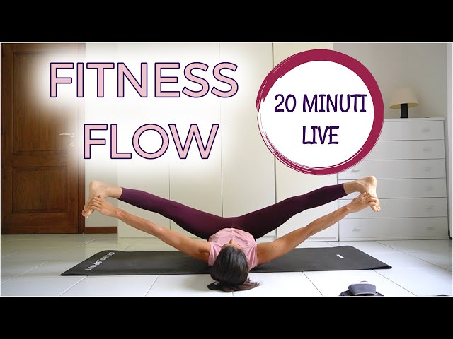 WORKOUT & STRETCH TOTAL BODY: No equipment, Do it along! | Silvia Fascians