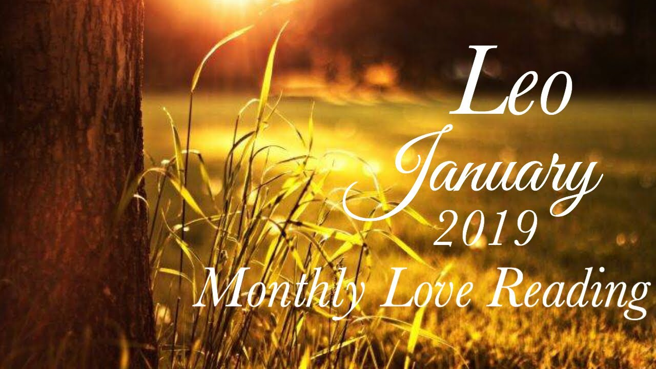 january love tarot leo