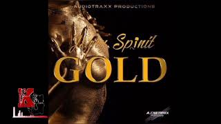Jerry Spinit - Gold (Official Audio 2019)
