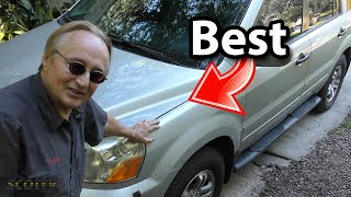 The Best Used SUV You Don't Know About