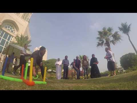 Maersk Team Integration Day   Four Seasons Hotel Doha