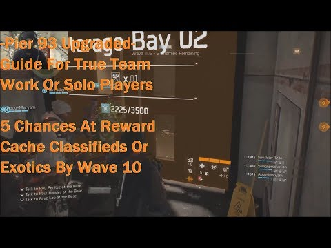 Farming Resistance Pier 93 Upgraded For 1-4 Players 6 Reward Chance's By Wave 10 Method 2