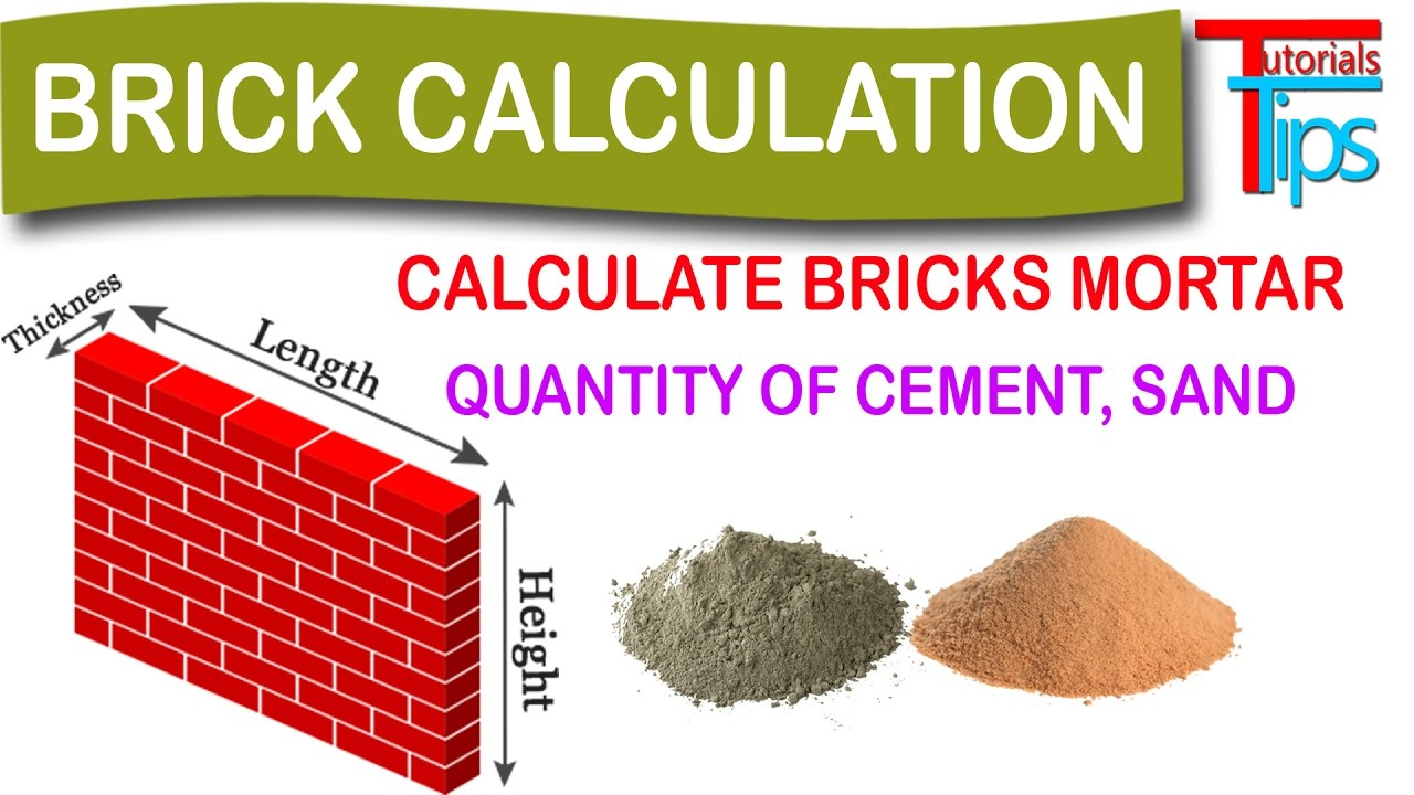 How many bricks in 1 m3 Standard brick size 39