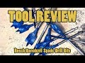 Tool Review - Bosch Daredevil 12-piece Spade Bits - THE ONLY SPADE BITS I USE!!!