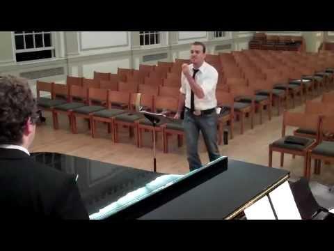 Matthew J Taylor Conducts the WCC PMA Chorus