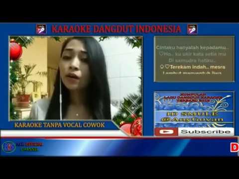 DERMAGA BIRU-ANISA RAHMA Ft. GERRY MAHESA TANPA VOCAL PRIA