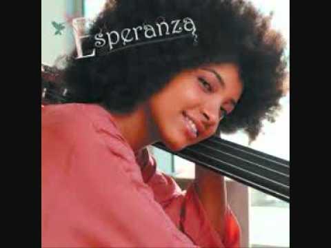 Esperanza spalding samba em prelúdio