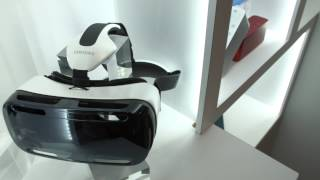 Samsung Oculus Powered Gear VR - CTIA 2014