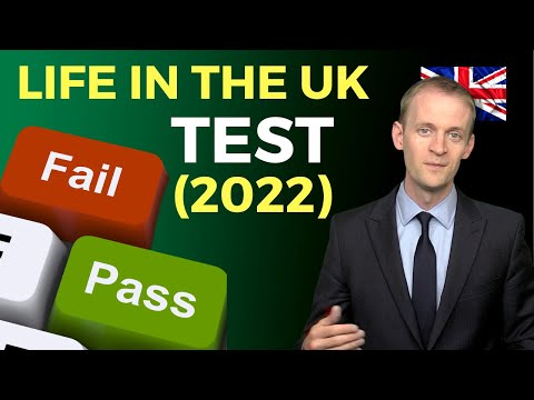 Life in the UK test (2018) ✅️ WHAT YOU NEED TO KNOW! ⚠️(episode 1)