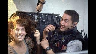 Speed: Máxima potencia - Película Detrás De Cámaras | Keanu Reeves,  Sandra Bullock