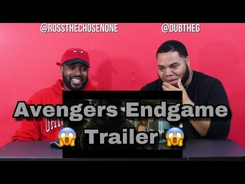 Marvel Studios' Avengers: Endgame - Official Trailer (REACTION) 🤯