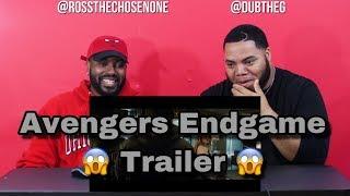 Marvel Studios' Avengers: Endgame - Official Trailer (REACTION) 🤯
