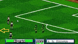 FIFA Soccer 97 Gold Edition - Tournament (Sega Genesis) (By Sting)