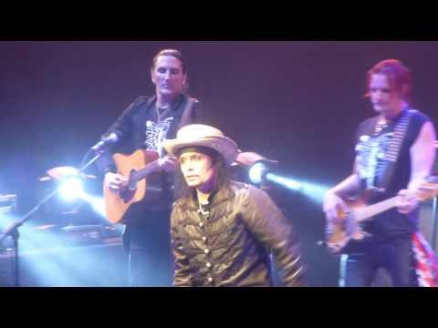 Adam Ant - Royal Albert Hall 17.5.2017: Young Parisians