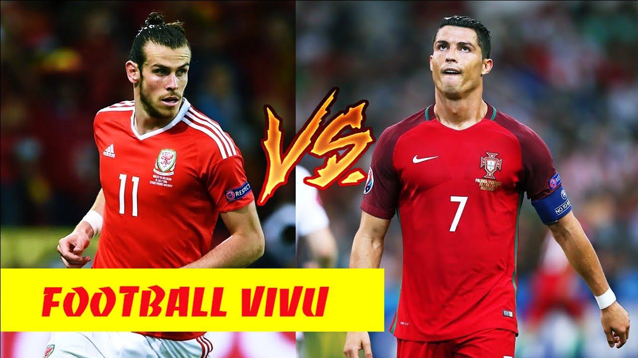 Bán Kết Euro 2016 – Bồ Đào Nha vs Xứ Wales   Ghi danh sử sách